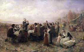 Pilgrims Native Americans