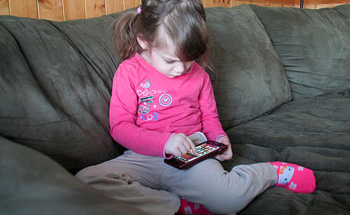 Bella playing on Android