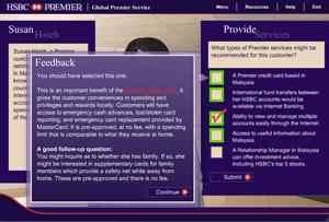 Interactive e-Learning Feeback