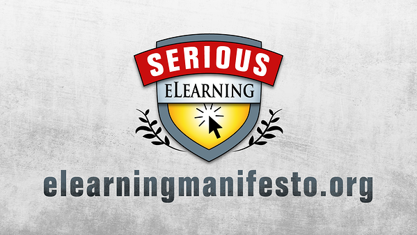 SeriouseLearningManifesto