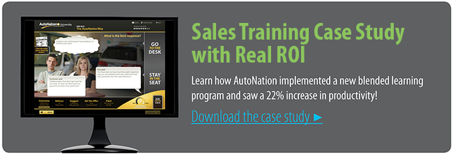 AutoNation Case Study - Blended Learning