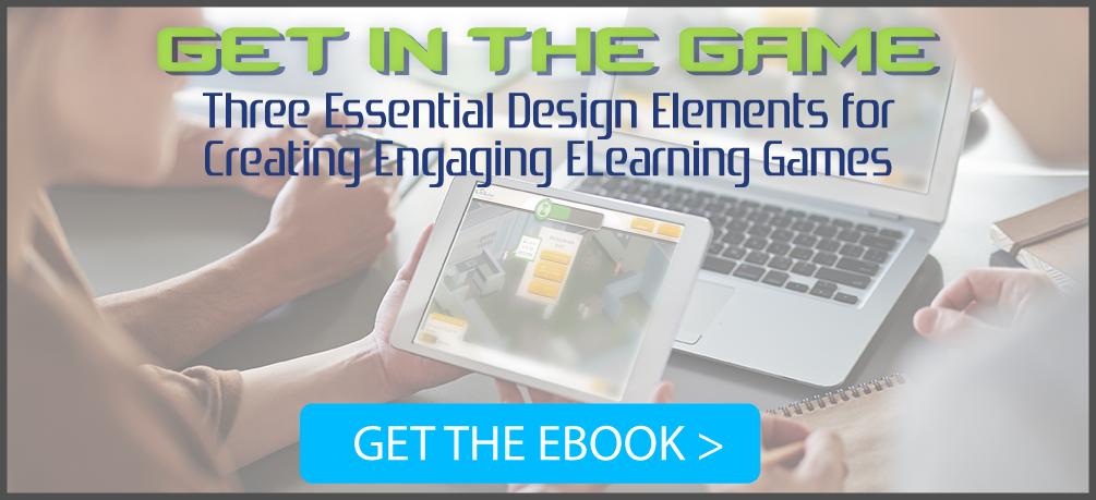Creating Game Based Learning EBook